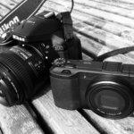 僕の中の、NikonとGRの共通点。