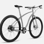 電動アシスト自転車とは思えない秀逸デザイン「Budnitz Model E」。