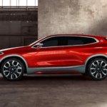BMWコンセプトX2の静かなる近未来感。