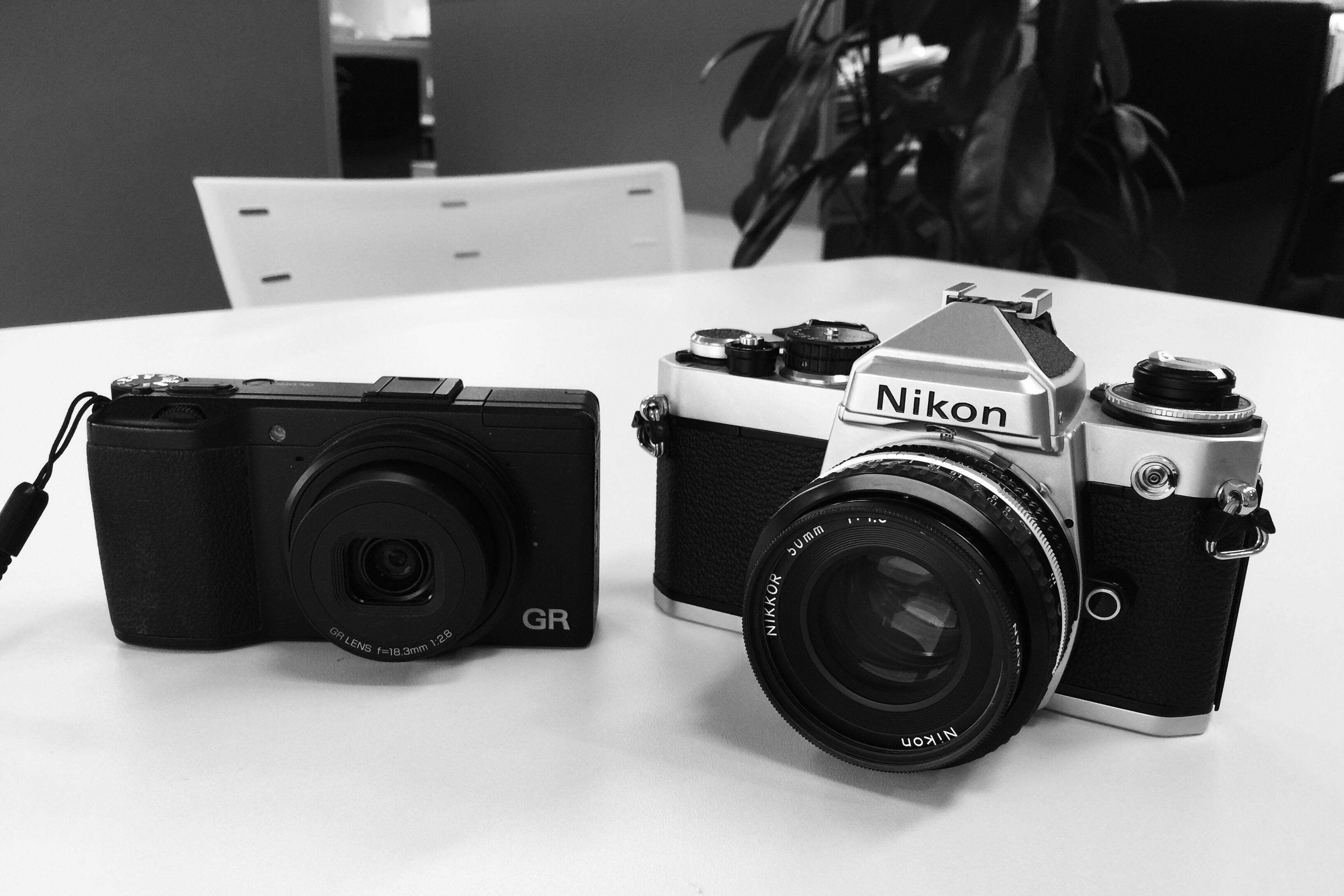 カメラがなくても生きてはゆける。でも、あれば日々は少し豊かになる。