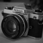 デジタルからフィルムになってNikonの一眼レフが我が家に帰ってきました。