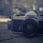 Nikon FEのおっとりさと、RICOH GRの俊敏さと。我ながらいい組み合わせかも。