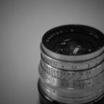 職場のライカ先輩が貸してくれた、ロシアンゾナー Jupiter-8 50mm/f2。