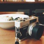 フィルムを買って、ごはんを食べて。気持ちよかったアルバス写真ラボ。