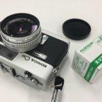 普段のスナップ用カメラをKonica C35にして10日間。その使い心地について。