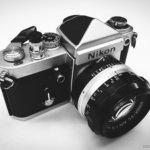 機械式のニコンを持っておきたかった。Nikon F2という選択。