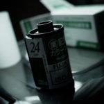 カメラをローテーションするには、24枚撮りフィルムがいい。