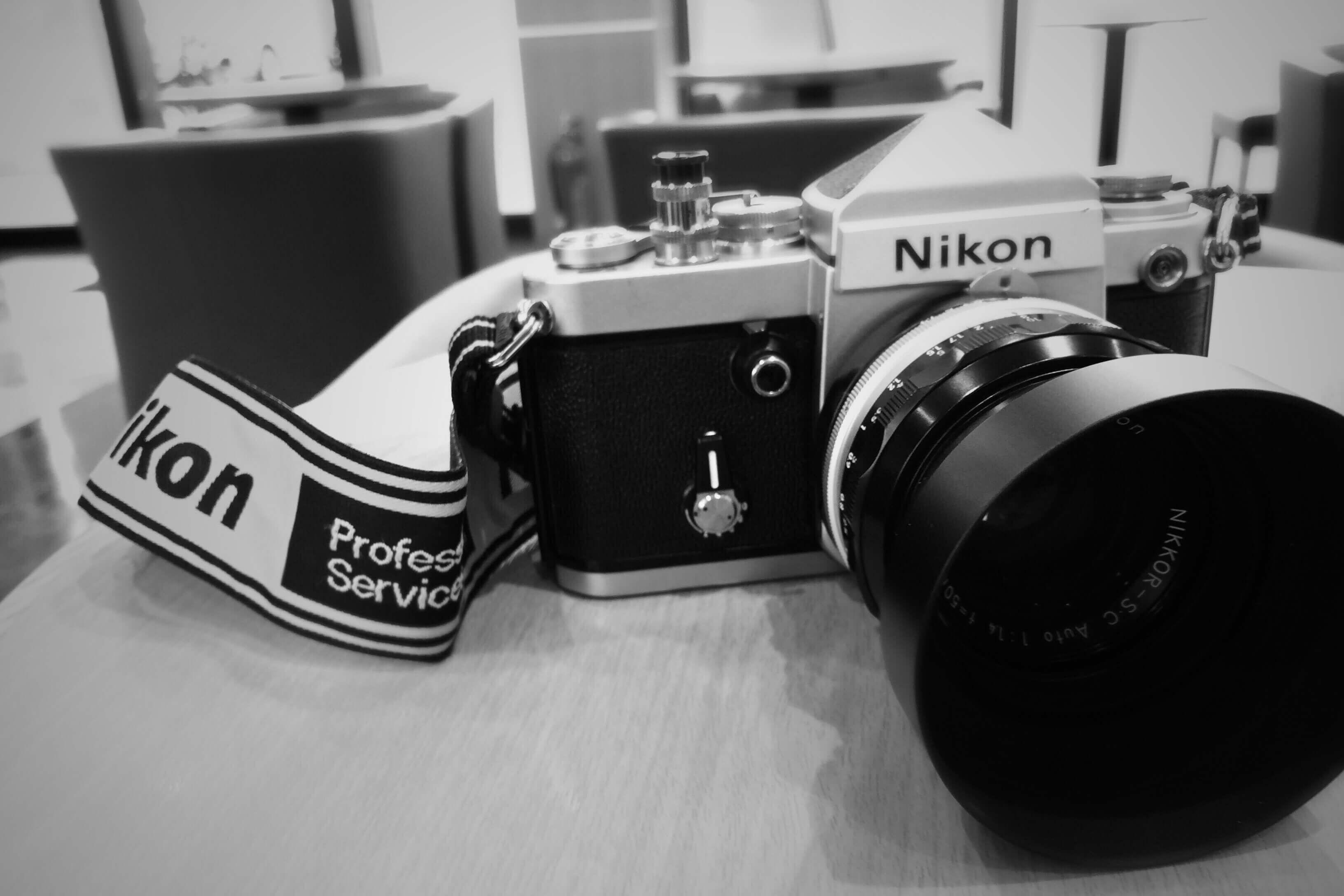 デジカメはレンズを替えたけど、フィルムはカメラを替える。