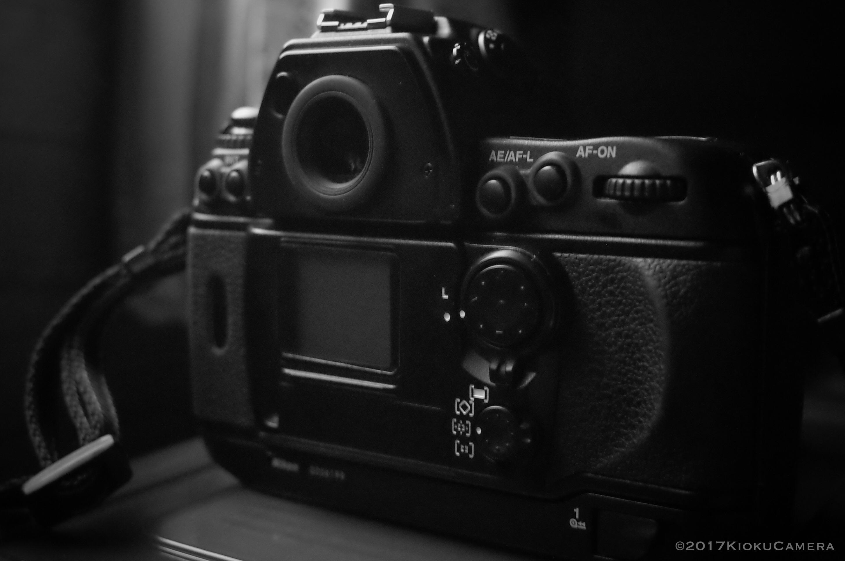 Nikon F6は、僕の想像を大きく超えて素晴らしかった。