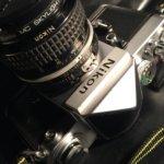 そして、相棒Nikon F2が修理から戻ってきた。