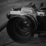 ありがとう、Nikon FE。