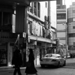 そうか、最近は街を撮ってるというより、人々を撮ってる感覚があるかも。