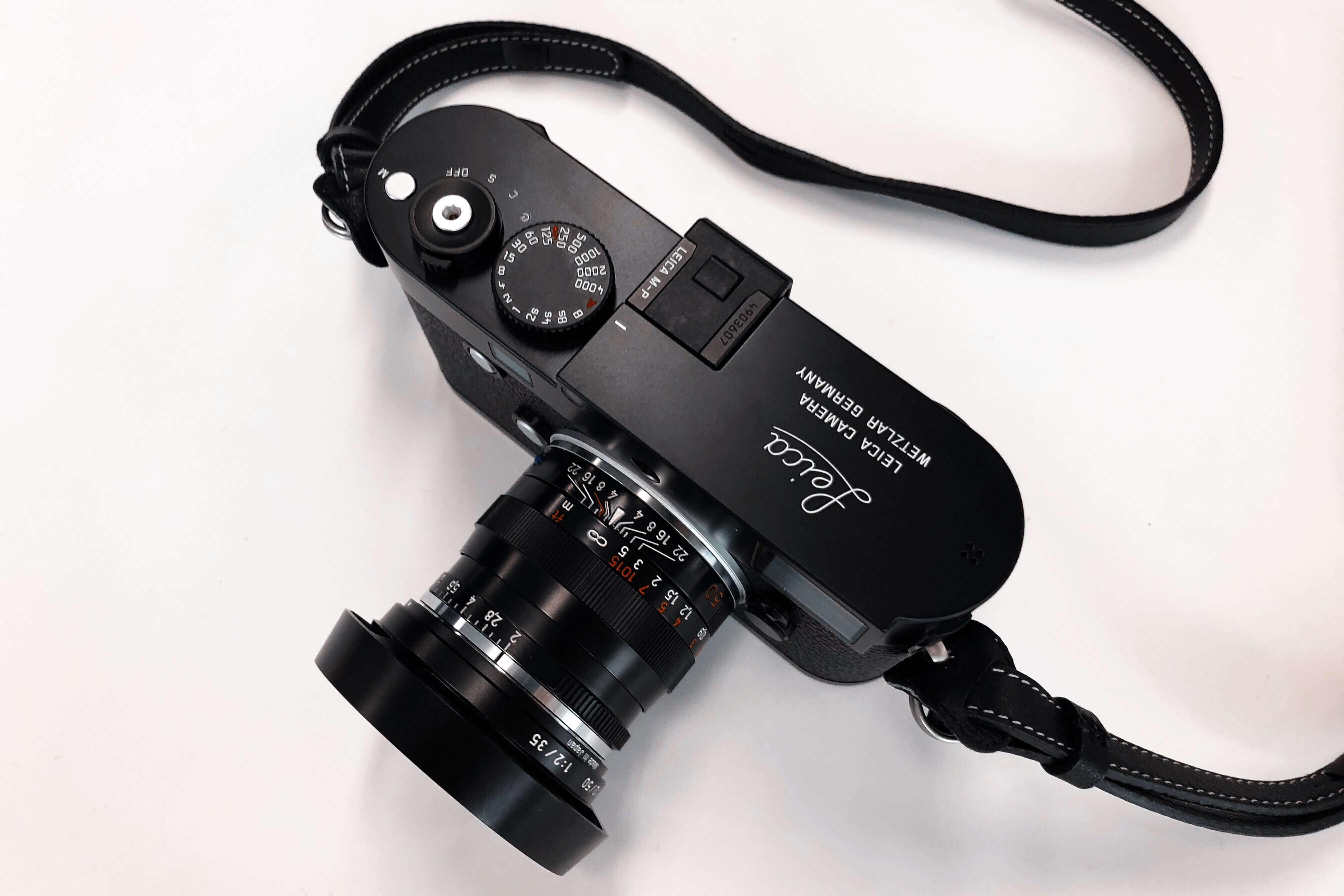 ストリートを撮り続けた先にいたのは、Leica M-P typ240だった。
