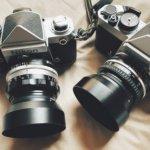 本当はカメラは3台くらいを深く使いたいんたけどな。