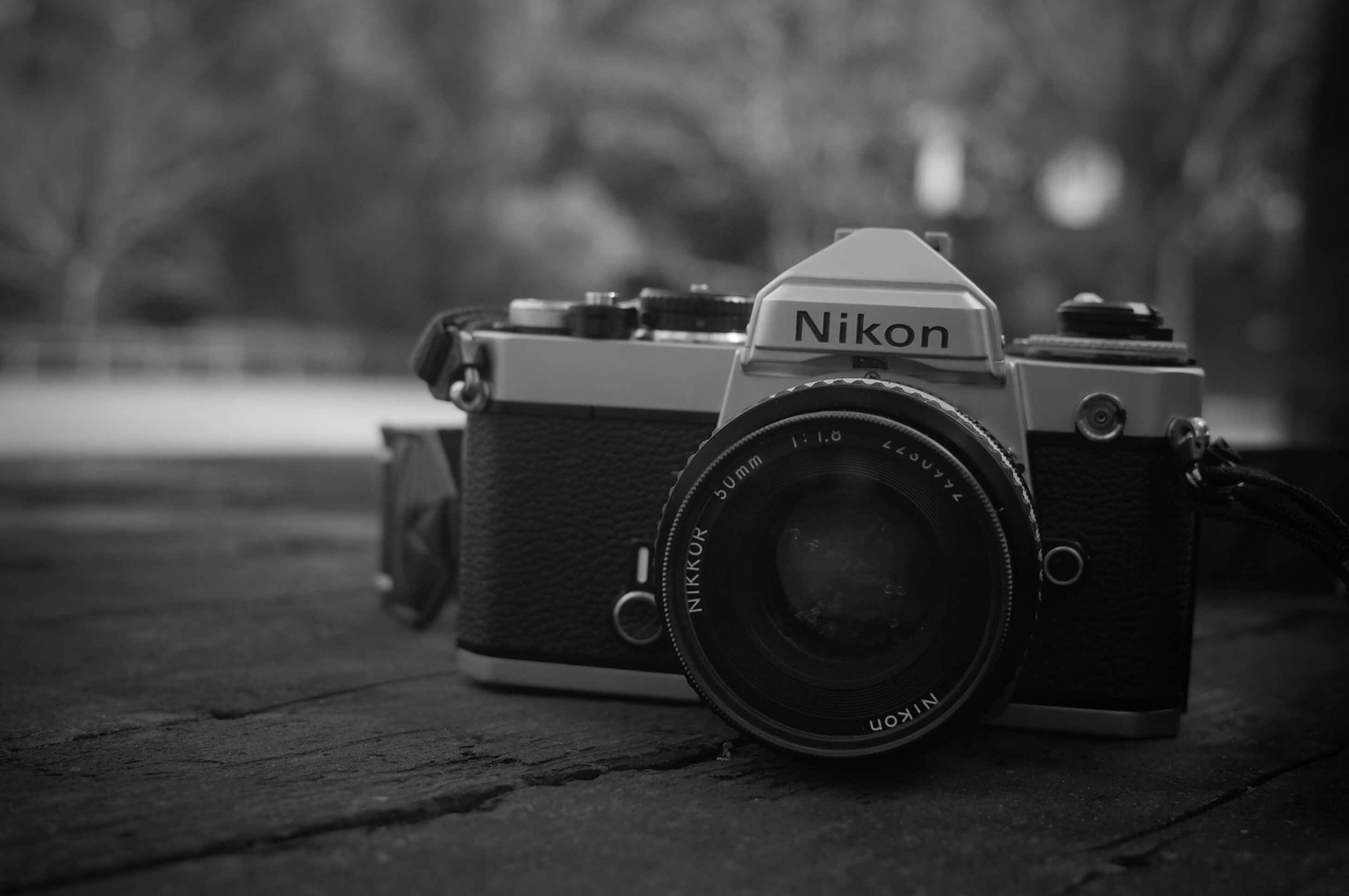いま振り返る、Nikon FEとの運命的な出会い。