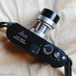 Nikon DfとLeica M-P typ240というデジタル。