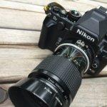 今日も雨なので、Nikon Df×43-86の写真を整理してみる。