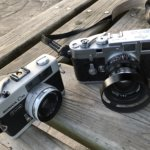 今日ちょっと確信したけど、僕はLeica M3とKonica C35がやっぱり好きだな。