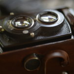 カメラでカメラを撮る、という付録的たのしみ。